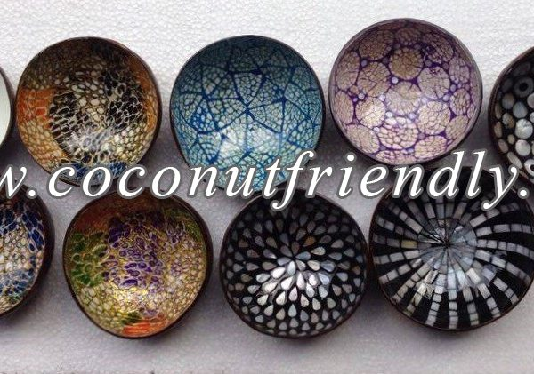 Coconutfriendly - Vietnam coconut shell bowls wholesale