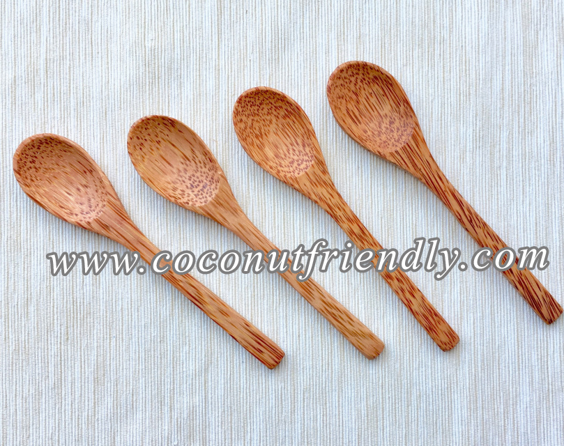 Coconut Wooden Spoon for Wholesale , Coconut Bowls Wholesale