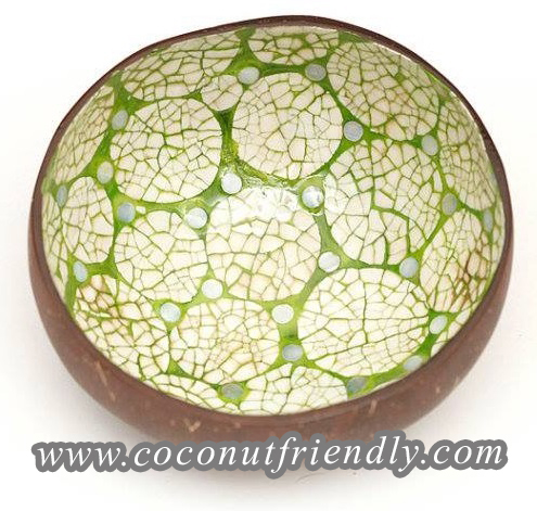LACQUER COCONUT BOWLS FOR WHOLESALE