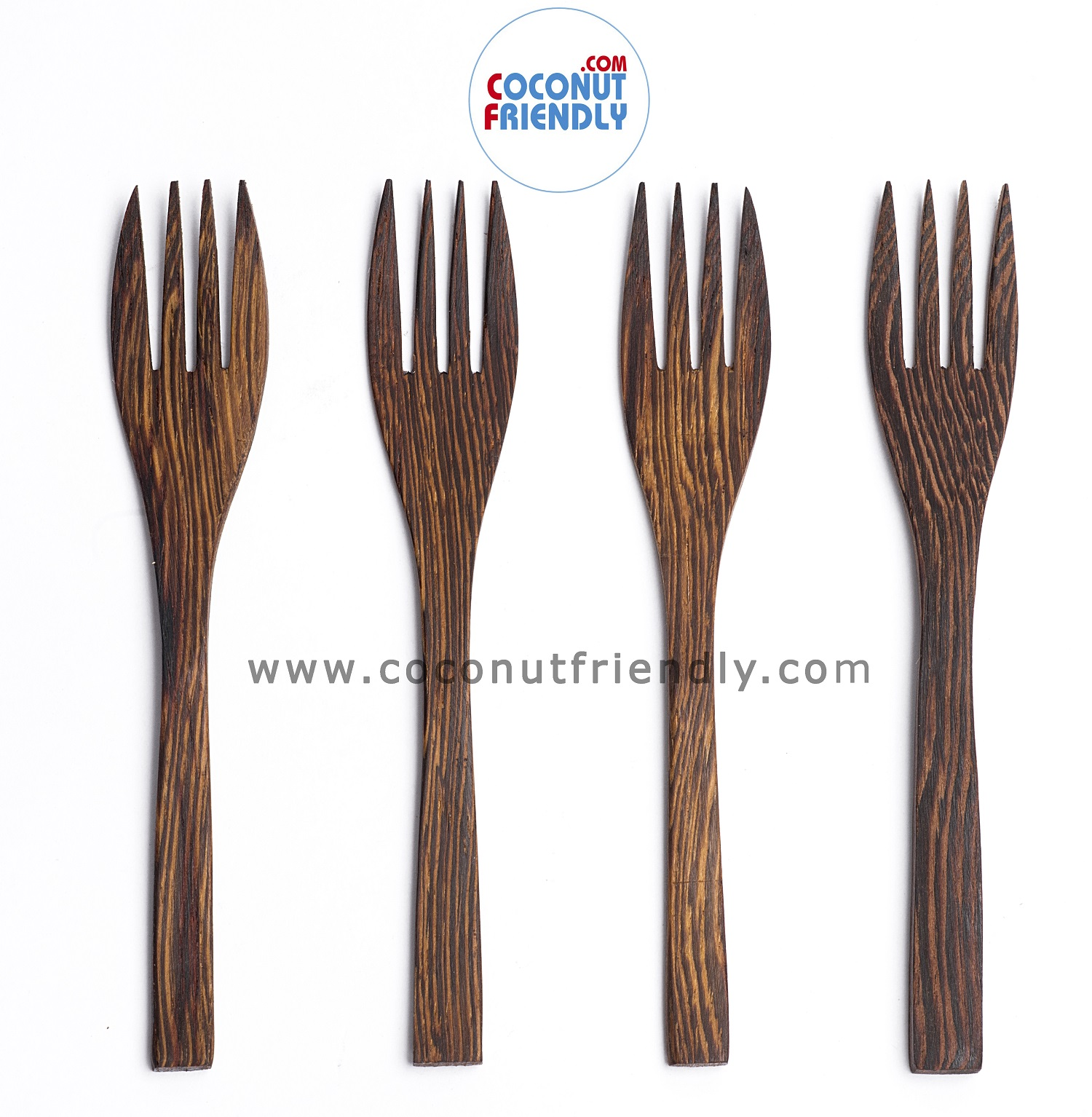 WHOLESALE COCONUT FORKS , VIETNAM COCONUT SPOONS, FORKS SUPPLIER