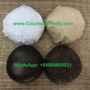 Coconut Shell Bowls in Vietnam for Wholesale