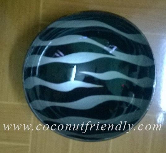 Vietnam Lacquer coconut bowls wholesale