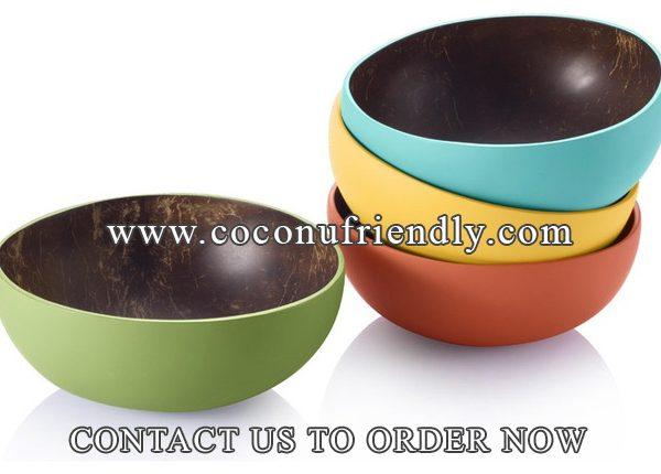 Vietnam coconut bowls wholesale - coconutfriendly.com