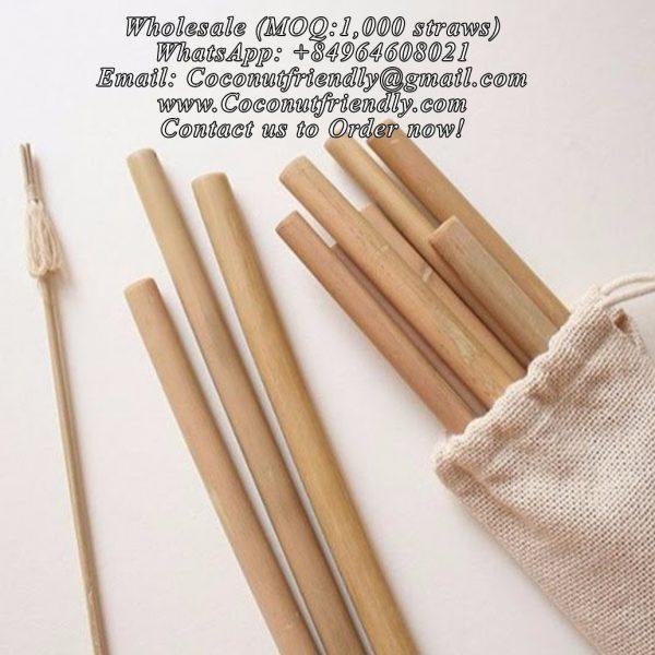 CFS 805 - Supplier Bamboo Straw Wholesale , Vietnam Bamboo