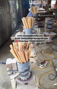 Natural Bamboo Straw cheap price in Vietnam for Wholesale