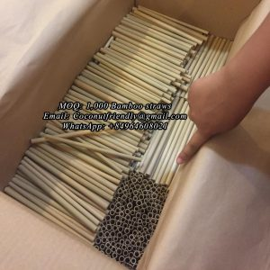 Coconutfriendly.com - Wholesale Bamboo straws wholesale , bamboo straw supplier , vietnam bamboo straws wholesale , Natural Bamboo Straws