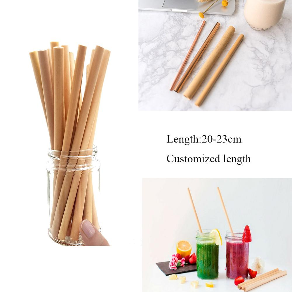 Product name Natural Bamboo Straws Wholesale Price: US $0.15 - 0.34 /straw Place of Origin Vietnam MOQ 1,000 pieces Logo/Name Print logo is Available Usage Restaurant, party, home, hotel, etc.. Supply Ability: 200,000 straws per Month Port: Noi Bai Air Port and Hai Phong Sea Port Payment Terms: L/C at sight,T/T, Bank Tranfer, PayPal Production: within 5-10 days Delivery Delivery: By Air: 4-6 days & By Sea: 25-30 days Email us for Wholesale Coconutfriendly@gmail.com   Click Here WhatsApp/Viber:  +84964608021