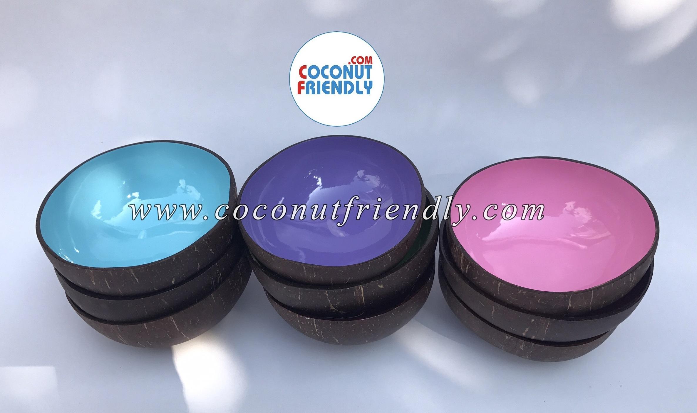 Wholesale Plain Coconut Bowls from Vietnam , Vietnam Wholesale coconut bowls uk