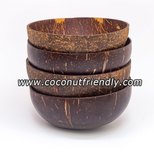 Best Selling Vietnam Unique Eco-Friendly Natural Coconut Shell Bowl