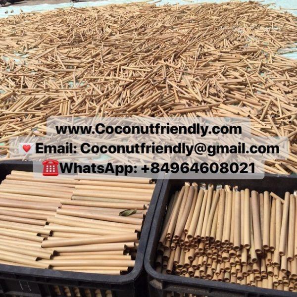 Wholesale Bamboo straws , bamboo straw factory - Coconut