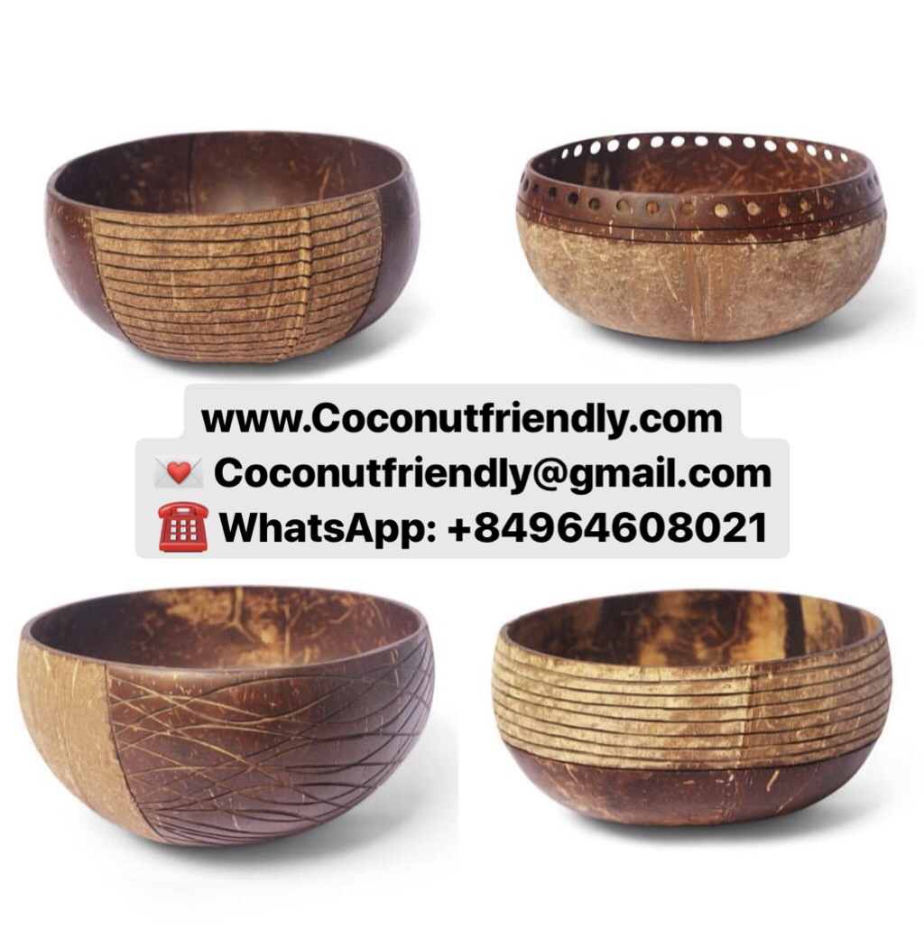 Coconut Bowl Hanoi Vietnam, Coconut Bowl Hanoi Suppliers and Manufacturers