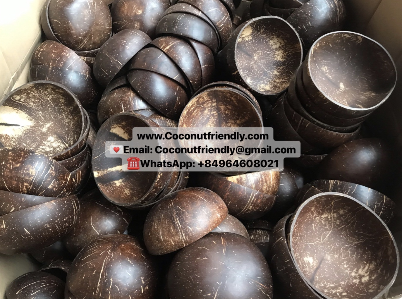 Coconut Shell Bowl Handmade Cheap Price Coconut Bowl