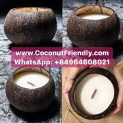 coconut candle wax vietnam , best smelling coconut candle manufacturer , coconut candle holder