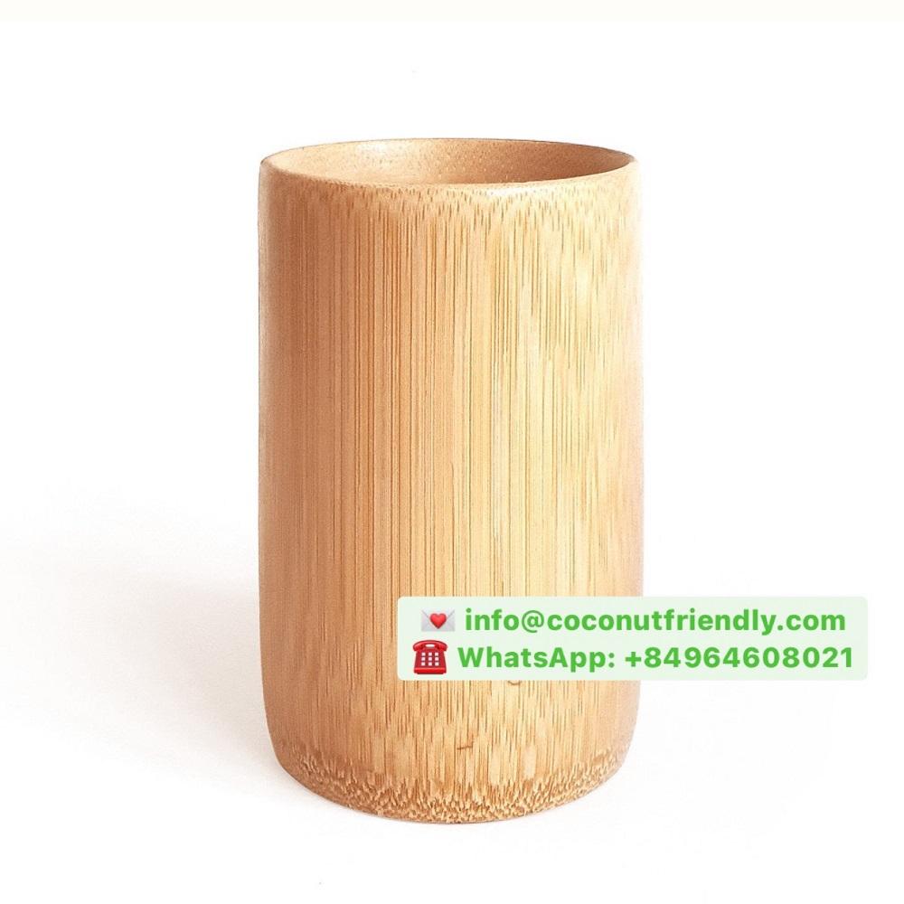 Vietnam Bamboo Cups 12cm 14 cm Cheap Prices – Coconutfriendly.com