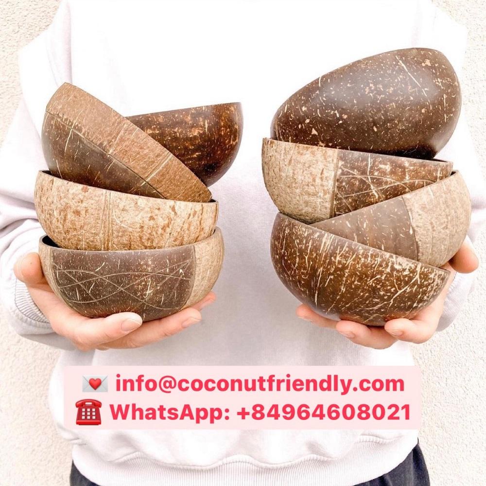 رخيصة الثمن وعاء جوز الهند فيتنام بالجملة الصانع المورد